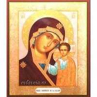 Icoana Maica Domnului de la Kazan  11 / 13 cm