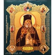 Icoana Sfantul Luca al Crimeei, medalion 15 / 18 cm