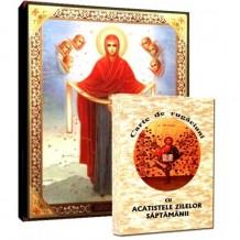 Carte de Rugaciuni si Icoana Braul Maicii Domnului