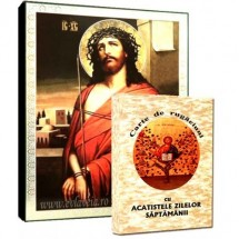 Carte de Rugaciuni si Icoana Iisus Hristos