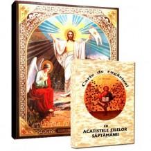 Carte de Rugaciuni si Icoana Invierea Domnului