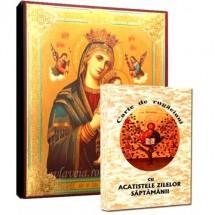 Carte de Rugaciuni si Icoana Maica Domnului Izbavitoarea