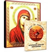 Carte de Rugaciuni si Icoana Maica Domnului de la Kazan