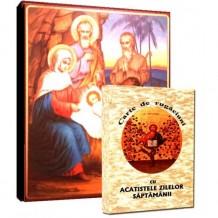 Carte de Rugaciuni si Icoana Nasterea Domnului