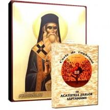 Carte de Rugaciuni si Icoana Sfantul Nectarie