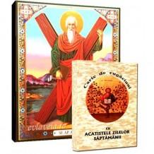 Carte de Rugaciuni si Icoana Sfantul Apostol Andrei
