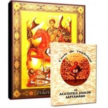 Carte de Rugaciuni si Icoana Sfantul Dimitrie