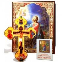 Iisus Hristos in Gradina Ghetsimani _ Icoana, Cruce de Perete si Acatist