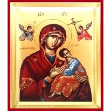 Icoana Maica Domnului Izbavitoarea, pictata