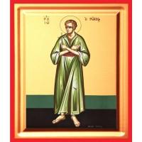 Icoana Sfantul Ioan Rusul, pictata 19 / 25 cm