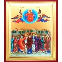 Icoana Inaltarea Domnului, pictata 19 / 25 cm