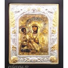 Icoana 19X24 cm Maica Domnului Trihirussa